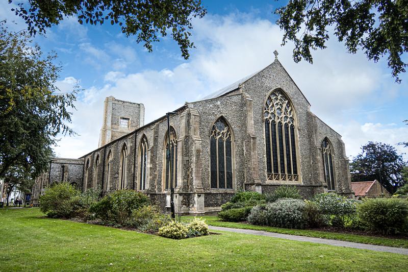 North Walsham, St. Nicholas