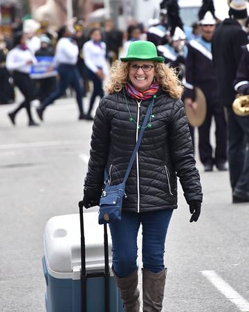 St Patricks Day Parade 031515