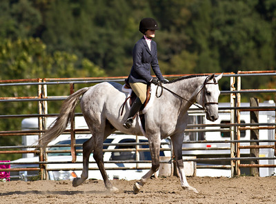 4H Districts 09/17/11 Classic Hunter Under Saddle