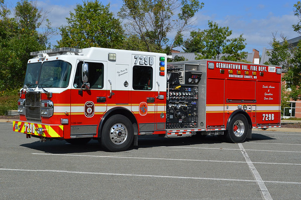Company 29 - Germantown Fire Department