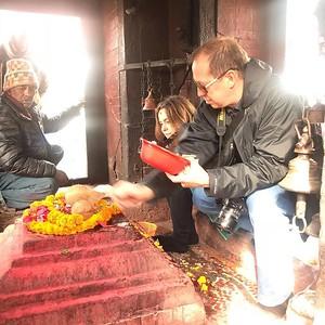Мистика Непала