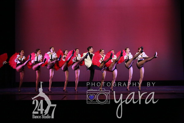 24/7 Dance Studio: Thursday Dress Rehearsal 2017