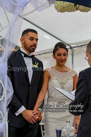 Edwin Denise Wedding