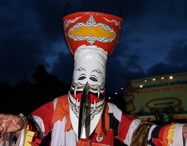 Ghost Festival, Dan Sai, Thailand