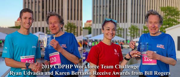CDPHP Workforce Team Challenge
