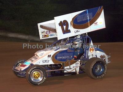 VSS Sprints at County Line Raceway - 5/19/07