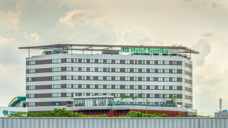 Santika Hotel Main Profile