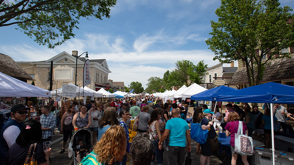 Cedarburg Strawberry Fest 2019