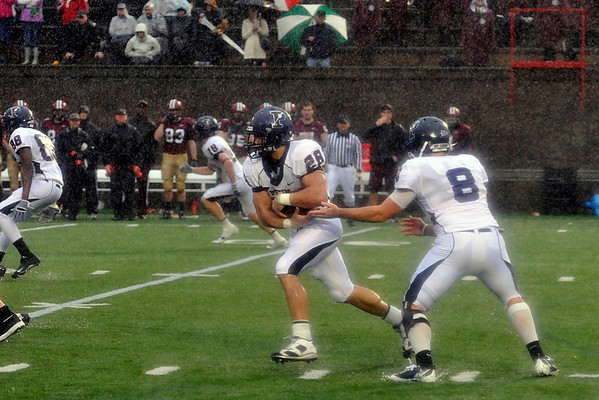 PENN FOOTBALL AT HARVARD 11.14.2009