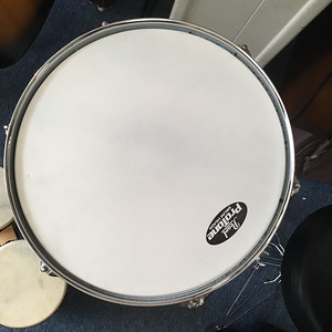 Pearl Firecracker Snare like new w/stand