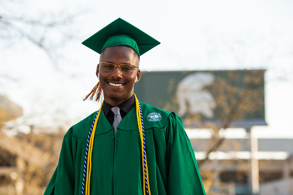 Jordan Graduation Photos