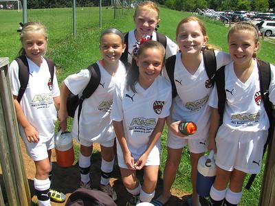 Aug. 12, 2012 (Soccer In Asheville, NC)