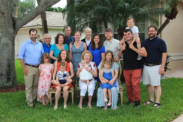 90th Family Celebration