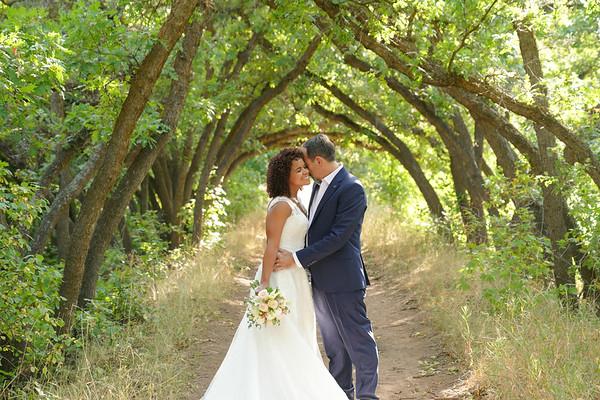 Karla and Mike Wedding