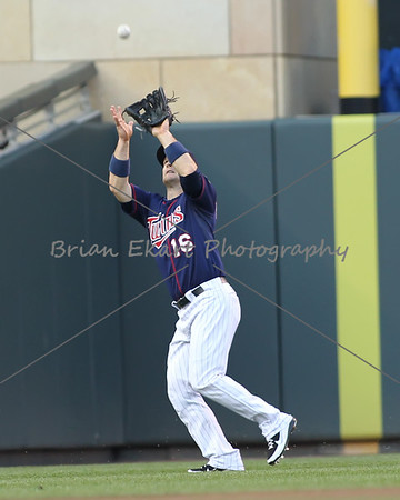 MN Twins vs Cleveland Indians - 7.27.12