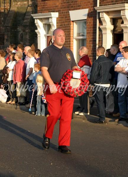 Memorial Dedication East Belfast
