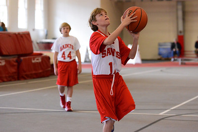 STC 6th Grade Basketball 2012
