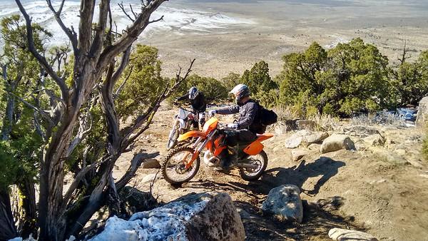 Moonrocks BARF trail ride