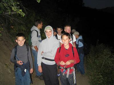 Timp Hike - August 06