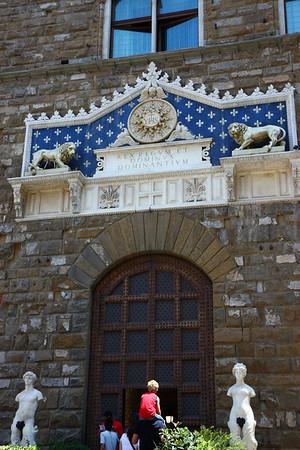 Mediterranean Cruise -- Florence