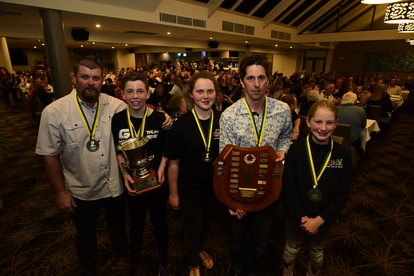 Trials week awards 2017