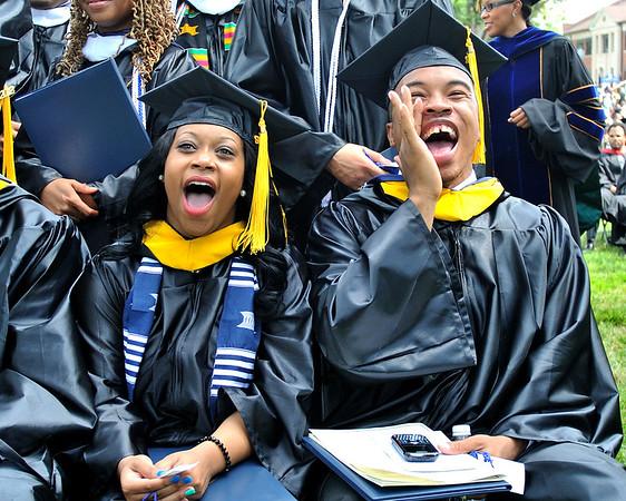 St. Augustine's Graduation 050512