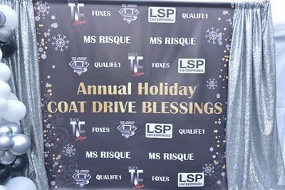THE ANNUAL COAT DRIVE