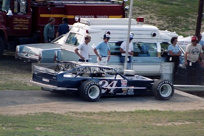 Monadnock Speedway in the '80's
