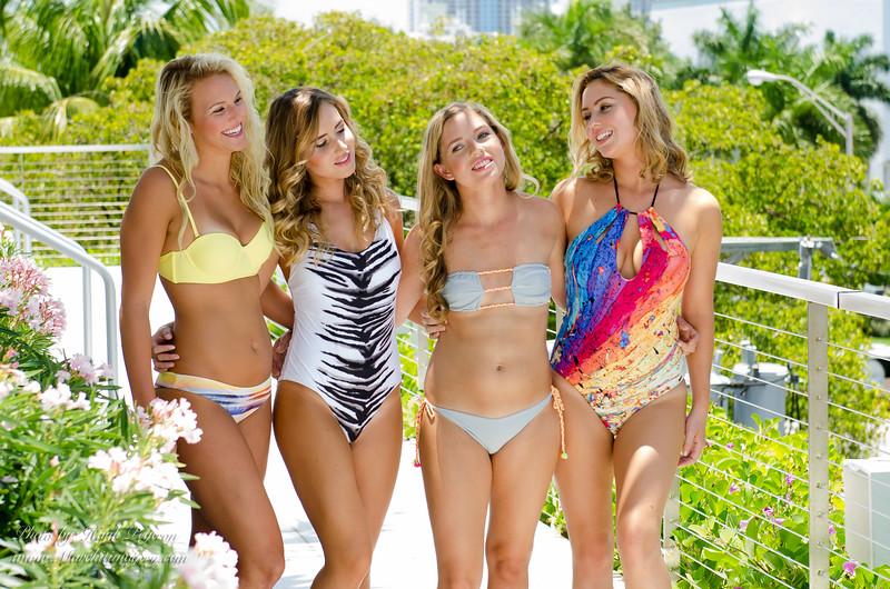 Miami Swim Week / Gypsea & Lychee