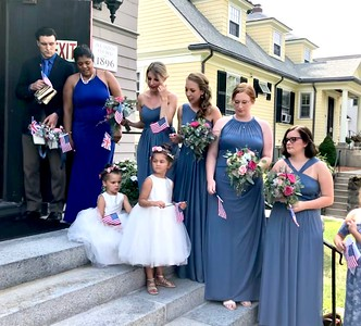 Rachel-Anne and Tristan Rose Wedding. August 2019
