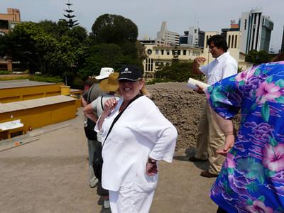 1/16/2008 Callao, port for Lima, Peru – Day II