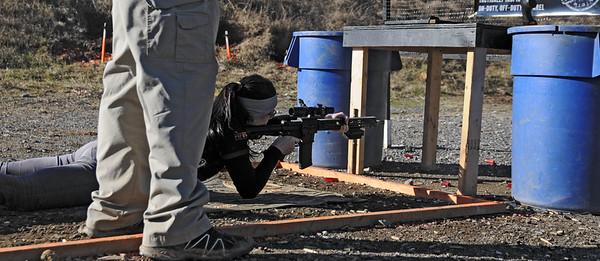 The Clinton House 3 Gun Shoot December 2015