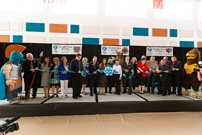 Pebble Hills Early College Ribbon Cutting