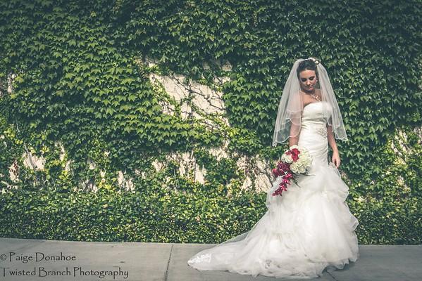 Kristi and Dameon Wedding