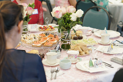 Women's Afternoon Tea 05/11/19