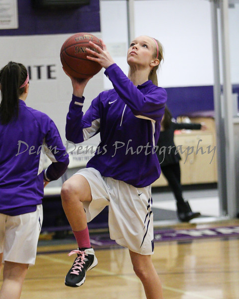 Waterville Vs Winslow 1-27-2015