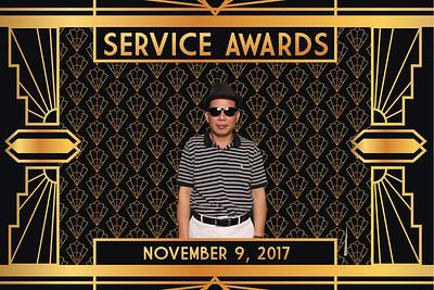 Kaiser Permanente Service Awards