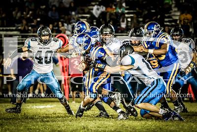 Calvert vs Huntingtown, Varsity 9-11-15