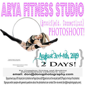 Arya Aerial & Fitness Studio (Brookfield, Connecticut) 080319