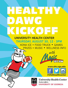 Healthy Dawg Kickoff - 8.30.2018