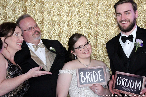 3/15/19 The Pirkey Wedding