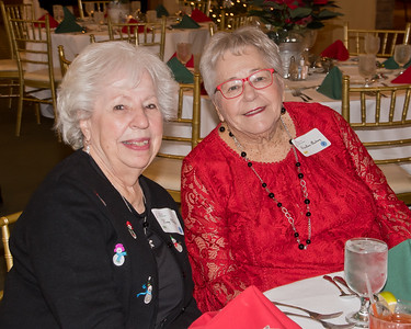 UH St. John Auxiliary Holiday Luncheon 2019