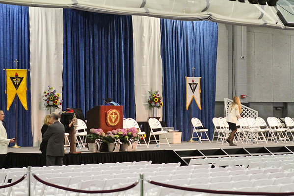 Providence College Graduation 2012 - Saturday