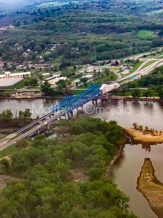 The Mormon Bridge Omaha Nebraska