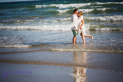 Laura and Gareth - Le Papillon Marbella - Beach Wedding