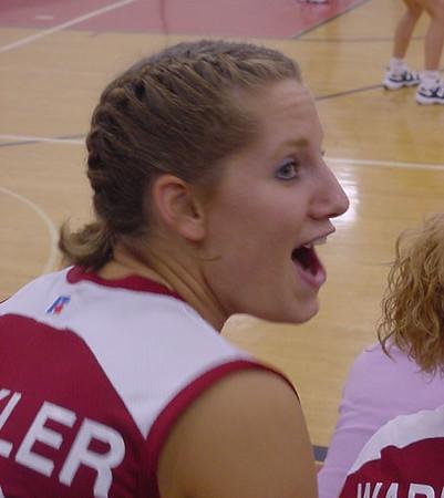 SNHS Volleyball vs Rensselaer 2002