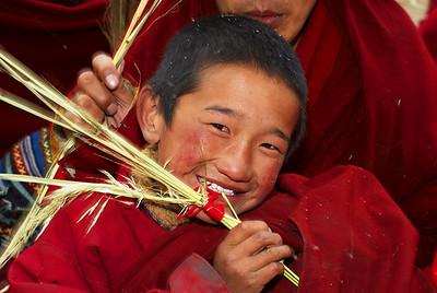 Нава, Восточный Тибет. Октябрь 2006