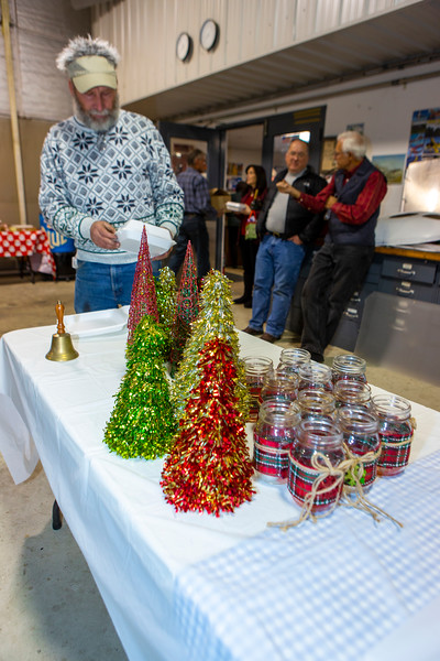 EAA240 Christmas Party 2019