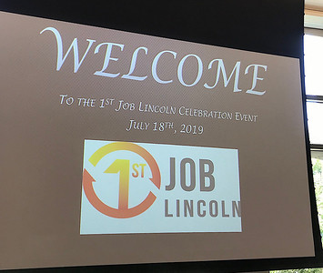 2019 First Job Lincoln