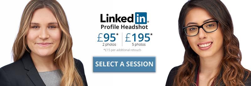 LinkedIn Profile headshot Photos